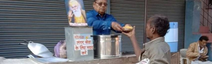 Amid COVID-19 second wave, this Sikh man is providing